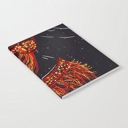 Belly Dancing Notebook