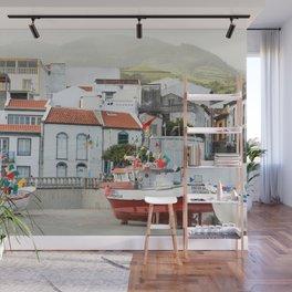 Vila Franca do Campo Wall Mural