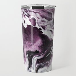 Fluid Expressions - Plums and Cream Travel Mug