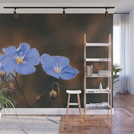 Flower Photography by Mack Fox (MusicFox) Wall Mural