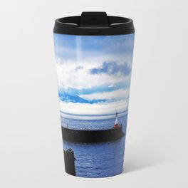 Shot at Sea Travel Mug