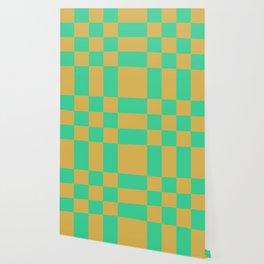 retro chess pattern Madremonte Wallpaper