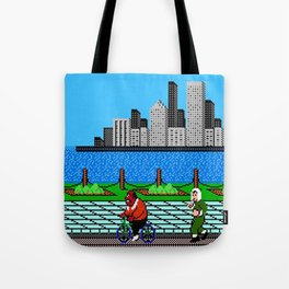 Ask Gary Vee Show - NES Punch Out Training Tote Bag