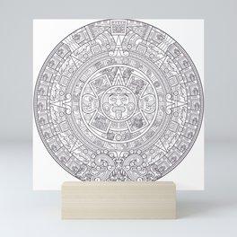 Sun Stone Mini Art Print