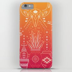Santa Fe Garden – Orange Sunset iPhone 6s Plus Slim Case