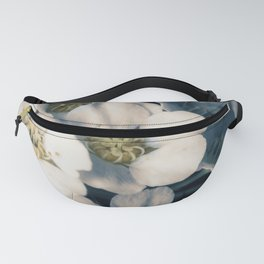 Bridal wreath flowers Fanny Pack