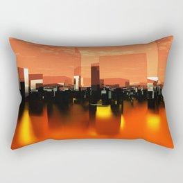Q-City Zero Rectangular Pillow