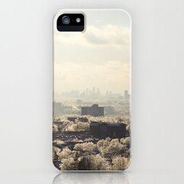 Ice Storm. iPhone Case