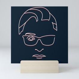 Ruth Bader Ginsburg Mini Art Print