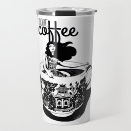 More Coffee Travel Mug