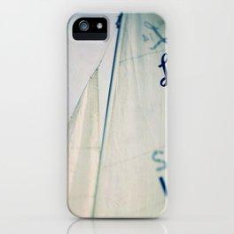 Sail #2 iPhone Case