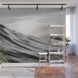 Motion of Water Wall Mural