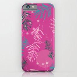 Sprigs iPhone Case