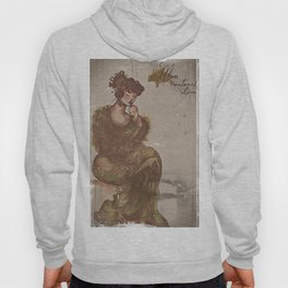 There's Moss, That's For Maternal Love Hoody