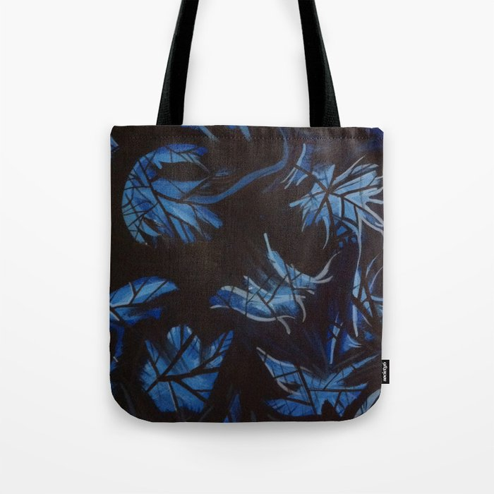 Acrylic Painting Tote Bag