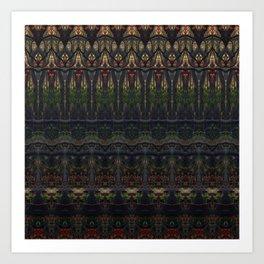 Loom: Nouveau Art Print