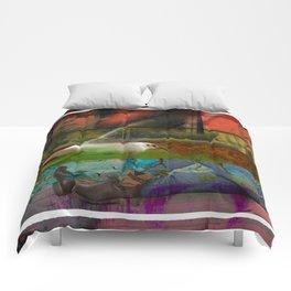 rainbows Comforters