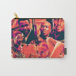 THE WIRE // GOLDEN ERA TV SHOWS Carry-All Pouch