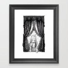 Portrait of Legion Framed Art Print