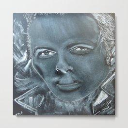 Joe Strummer Metal Print