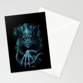 Cat People Stationery Cards