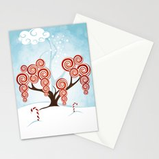 Magic Candy Tree - V3 Stationery Cards