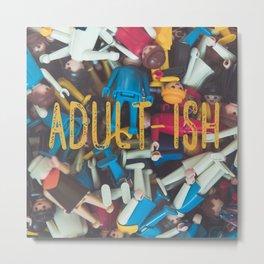 Adult-ish playtime Metal Print