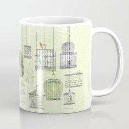 Bird cages Coffee Mug