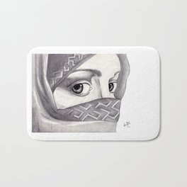 Arabian nights Bath Mat