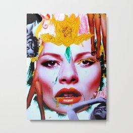 Ladylike color Metal Print