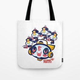 Mr. Vampire and Friends Tote Bag