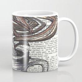 Waves of Roasted Goodness Coffee Mug