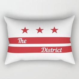 Washington, DC - The District I Rectangular Pillow