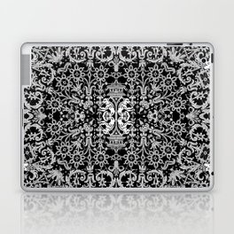 Lace Variation 01 Laptop & iPad Skin