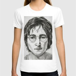 portrait of John L T-shirt