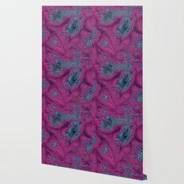 Asia Dragon Scales Wallpaper