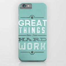 Great Things... iPhone 6s Slim Case