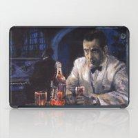 casablanca iPad Cases featuring Casablanca by Miquel Cazanya