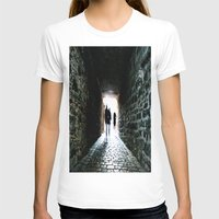 silhouette T-shirts featuring Silhouette by Kim Ramage