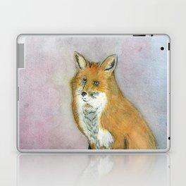 Frustrated Fox Laptop & iPad Skin