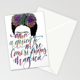 Magica de Frida Stationery Cards