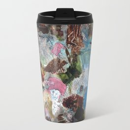 Texture play Travel Mug