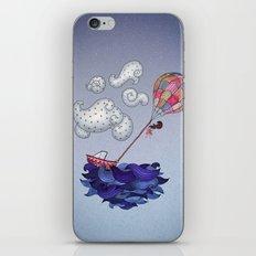 A Textured World iPhone & iPod Skin