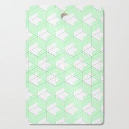 Mint Crush Cutting Board