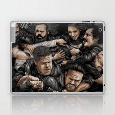 Sons of Anarchy-War Laptop & iPad Skin