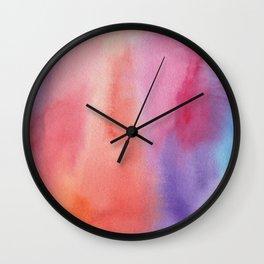 Abstract No. 343 Wall Clock