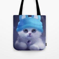 Yang The Cat Tote Bag