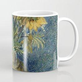 Fritillaries in a Copper Vase by Vincent van Gogh Coffee Mug