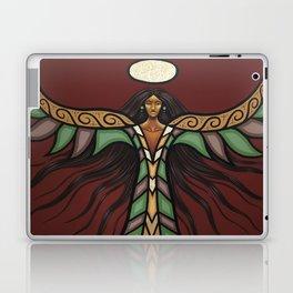 Thunderbird Woman Laptop & iPad Skin