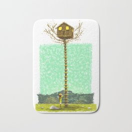 MOONRISE KINGDOM Painting Poster | PRINTS | #M45 Bath Mat